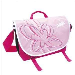 Three T 0033 PINK Pollen Messenger Bag in Pink Baby