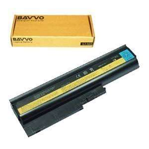 Bavvo Laptop Battery 6 cell compatible with IBM ThinkPad R60 0656 0657