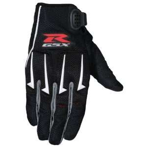 Mens Motorcycle Gloves Black XXL 2XL 0856 0006 (Closeout) Automotive