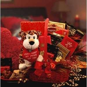 Ladies Romantic Valentines Day Gift Basket Everything