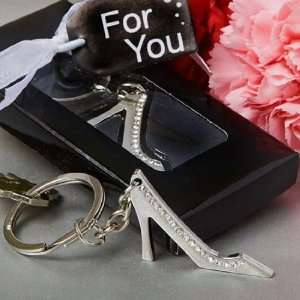 High Fashion Shoe Metal Key Chain