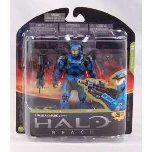 McFarlane Toys Halo Reach Series 4 Spartan Mark V Male