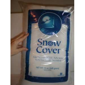Christmas Fluffy Snow Cover, 100% Non Allergic Polyester