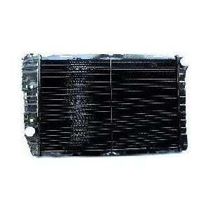 70 71 FORD TORINO RADIATOR, 8cyl; 5.0L,5.8L 3 Row Core (1970 70 1971