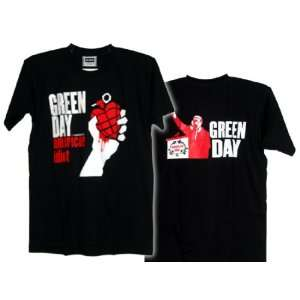 GREEN DAY American Idiot Red Heart Grenade Everything