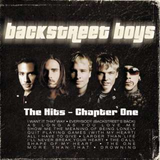 The Hits  Chapter One Backstreet Boys