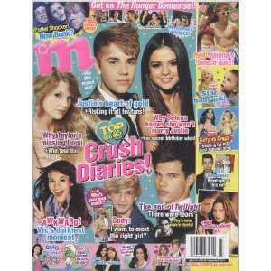 Magazine Vol. 11 No. 7 (July 2011) Justin Bieber, Selena Gomez