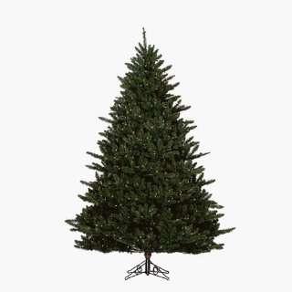 Santas Own NR45GHLC2 4.5 Foot Norway Pine Pre Lit Artificial Christmas