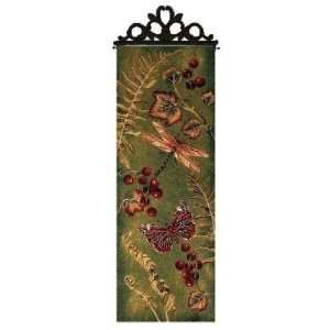 Manual Woodworkers & Weavers Flora and Fauna Decorative Wall Panel, 13
