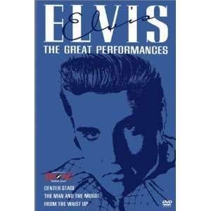 Elvis The Great Performances Gift Set [VHS] Elvis