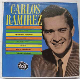 Carlos Ramirez Baia Besame Mucho CAMAY NMINT