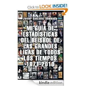 Spanish Edition) Javier González Ahumada  Kindle Store