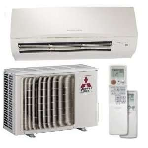 36,000 Btu/h 14.50 Seer Mitsubishi Single Zone Mini Split