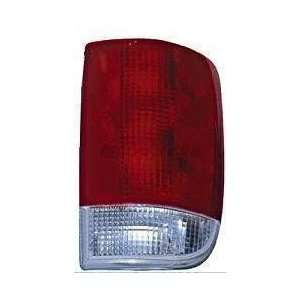 TAIL LIGHT oldsmobile BRAVADA 96 01 chevy chevrolet BLAZER S10 s 10 95