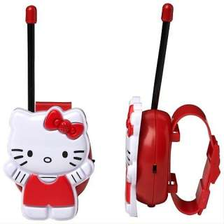 Hello Kitty Bracelet Walkie Talkie Set (54009 TA) NEW