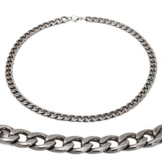 20 Men Stainless Steel Variety Chain Necklace 4 Styles