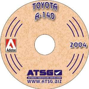 Techtran Manual ATSG; Automatic Transmission service Group Books