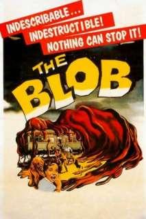 The Blob (1958): Steve McQueen, Aneta Corseaut, Earl Rowe