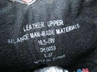 Mens DINGO Eagle Harness Boots Black 10.5 EW Biker Motorcycle DM9053