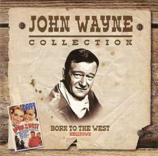 BORN TO THE WEST (HELL TOWN) John Wayne,Marsha Hunt VCD