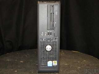 Dell OptiPlex GX620 Dual Core 1024MB 80GB DVD PC