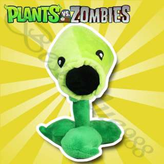 1pc Plants Vs Zombies PVZ Family Soft stuffed Plush toy