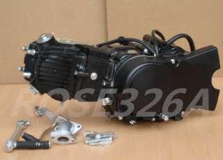 110cc 4 Stroke Semi Auto Engine Motor Dirt Bike ATV Go Kart