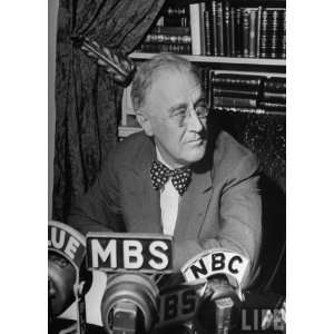 Fireside Chats of FDR on MP3 audio forum Books