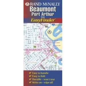 Easyfinder Beaumont, Port Arthur, Texas (Rand McNally