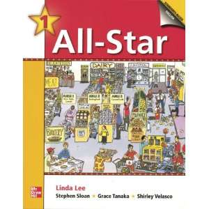 All Star   Book 1 (Beginning)   Audio CDs (5) (Bk. 1) Linda Lee, Jean