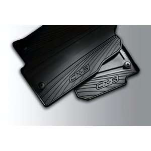 BRAND NEW MAZDA CX 5 OEM BLACK ALL WEATHER VINYL FLOOR MATS #0000 8B