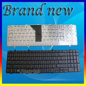 Genuine NEW DELL Inspiron 1564 series laptop US Keyboard BALCK