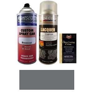 12.5 Oz. Medium Gray Metallic Spray Can Paint Kit for 1989