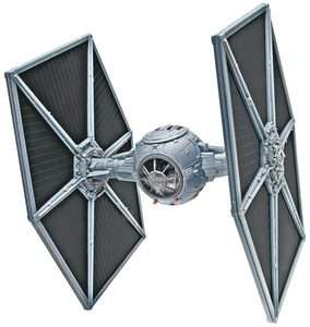 Revell 1875 Star Wars TIE Fighter Snap Tite plastic model kit new