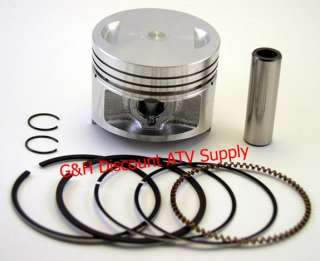 Shindy Piston and Rings Kit for the 1983 1987 Honda ATC 200X 4th
