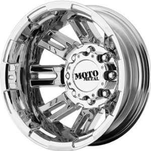 Moto Metal MO963 16x6 Chrome Wheel / Rim 8x6.5 with a  134mm Offset