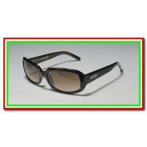 JUST CAVALLI 259S STRIPED KHAKI FRAME WITH BROWN GRADIENT LENSES