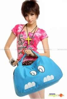 Women Large Shoulder Travel Gym Tote Bag Handbag 212