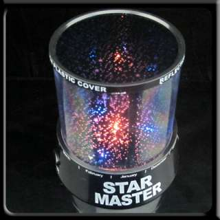 Amazing Sky Star Master Projector Lamp Night Light XMAS Gift