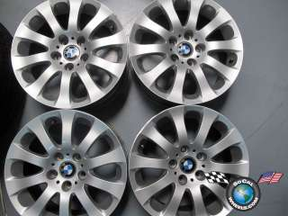 06 11 BMW 323 325 328 330 335 Factory 17 Wheels OEM Rims E90 59582
