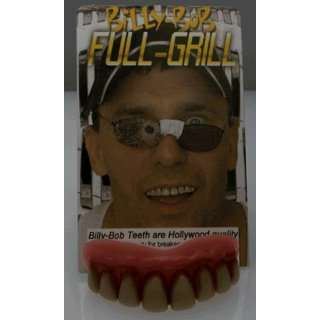 Billy Bob Full Grill Teeth Toys & Games