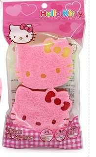 Hello Kitty Cute Kitchen Sponge/Dish Washing 2p/set