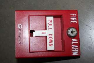 simplex 4903 9357 truealert red fire alarm 75cd horn strobe nib