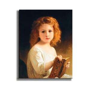 Adolphe William Bouguereau Story Book Home & Kitchen