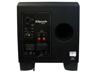 100 Powered/Active 10 Subwoofer 225 W Down Firing/Rear Vented