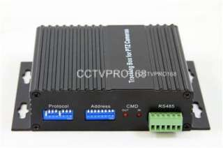 Auto Tracking Box for High Speed PTZ Security Camera ,