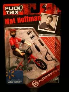 MATT MAT HOFFMAN BIKES CONDOR BMX BICYCLE TOY RARE X GAMES NEW