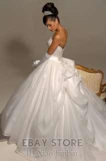 2012 Unique Custom made wedding dress bridesmaid dress evening gown