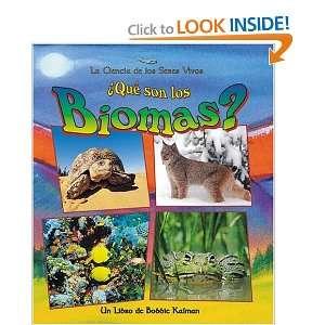 Que Son los Biomas?  What Is a Biome? (Ciencia de los Seres Vivos