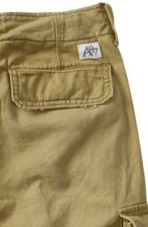 Men CARGO UTILITY SHORT TAN 27,28,29,30,31,32,33,34,36,38,40,42